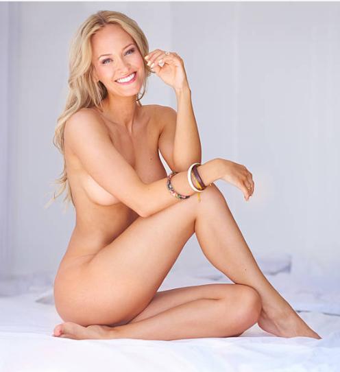 sexy Dessous vs. nackte Pose